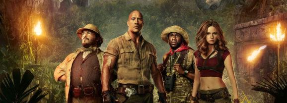 Джуманджи: Зов джунглей в 3D