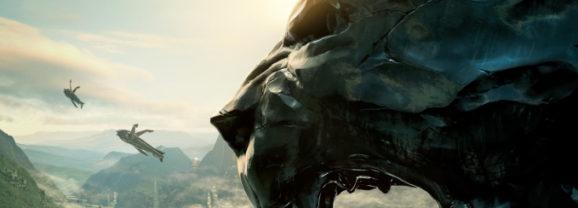 Чёрная Пантера в 3D