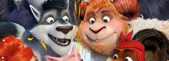 Волки и Овцы: Ход свиньёй в 3D