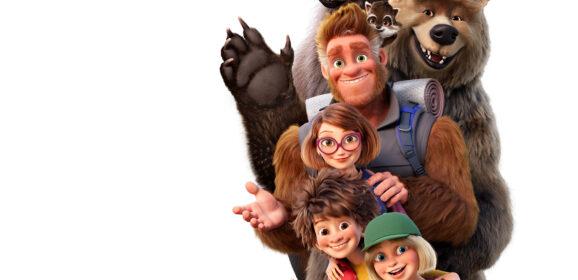 Семейка Бигфутов в 3D